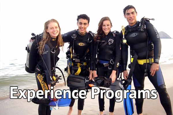 Experience Programs